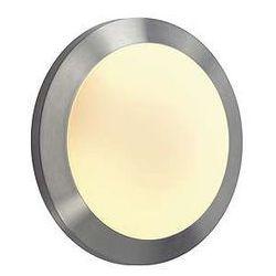 Kinkiet LAMPA ścienna CL 135 T5 R 113760 Spotline aluminiowy plafon OPRAWA sufitowa okrągła aluminium biały