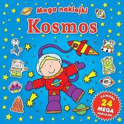 KOSMOS MEGA NAKLEJKI - Wysyłka od 3,99 (opr. miękka)