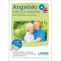 Angielski. Kurs dla seniorów. Pakiet multimedialny. Praktyczna nauka w 30 lekcjach