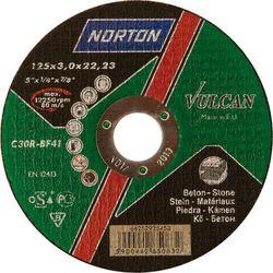 Tarcza szlifierki kątowej do betonu, 125mm Norton