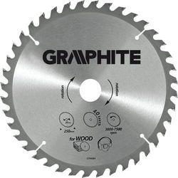Tarcza do cięcia GRAPHITE 55H605 180 x 30 mm do pilarki widiowa
