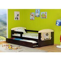 Łóżko parterowe Flip 160x80