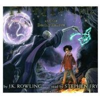 Harry Potter and the Deathly Hallows, 20 Audio-CDs Rowling, Joanne K.