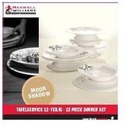 Moon Shadow - Zestaw Obiadowy dla 6 Osób
