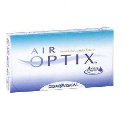 Air Optix Aqua - 3 soczewki
