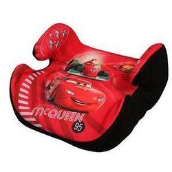 Fotel samochodowy Nania Topo Comfort 2014 Cars 15-36 kg Czerwona