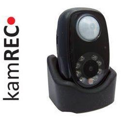 Kamera z czujnikiem ruchu PIR tryb dzień-noc-podczerwień