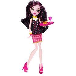 MATTEL Monster High - Lalka uczennica -Café Draculaura