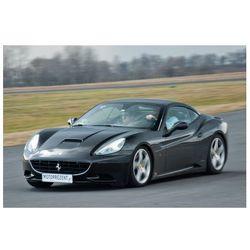Jazda Ferrari California - Warszawa, Lublin
