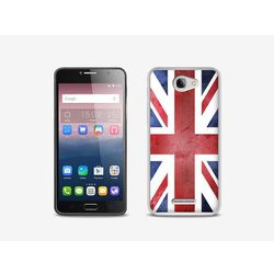Foto Case - Alcatel Pop 4S - etui na telefon - flaga UK