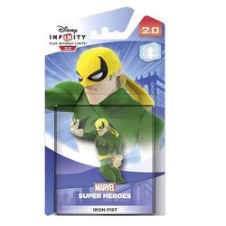 Disney Infinity 2.0: Marvel Super Heroes - Iron Fist (Spiderman) (PlayStation 3)