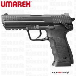 Wiatrówka Pistolet Umarex H&K 45 4,46mm Heckler&Koch HK 45 HK45 - metalowy zamek