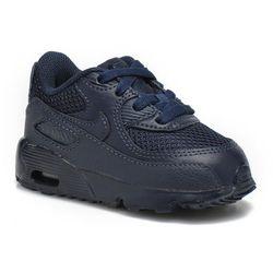 Tenisówki i trampki Nike NIKE AIR MAX 90 MESH (TD) Dziecięce Niebieskie 100 dni na zwrot lub wymianę