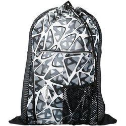 497191333e98f speedo Deluxe Ventilator Torba 35l szary/biały 2018 Plecaki i torby  pływackie Przy złożeniu zamówienia