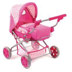 BAYER CHIC 2000 Wózek wielofunkcyjny dla lalek Piccolina -Księźniczka Lillife