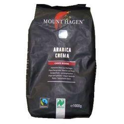 Kawa Arabica palona, ziarnista BIO Cafe Crema 1kg