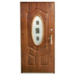 Drzwi wejściowe Belgia 90 lewe Evolution Doors