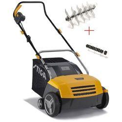 Wertykulator areator elektryczny STIGA SV 213 E + dostawa gratis - RATY 0%