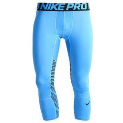Nike Performance HYPERCOOL Kalesony blau/schwarz