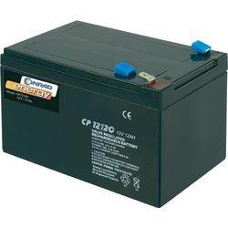 Akumulator żelowy AGM Conrad energy CE12V/12Ah, 12 V, 12 Ah