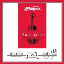 D'addario Prelude J813-44M struna pojedyncza D do skrzypiec 4/4