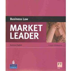 Market Leader Business Law (opr. miękka)