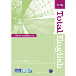 New Total English Pre-Intermediate, Teacher's Book (książka nauczyciela) (opr. miękka)