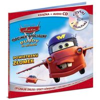 Auta Bujdy na resorach Powietrzny Złomek Czytaj i słuchaj + CD - Wysyłka od 3,99 - porównuj ceny z wysyłką (opr. kartonowa)