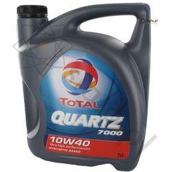 Olej Total Quartz 7000 10W40 Diesel 5L