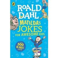 Matilda's Jokes For Awesome Kids (opr. miękka)