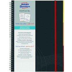Kołozeszyt Avery Zweckform Notizio Premium 7025 A4/80k. kratka