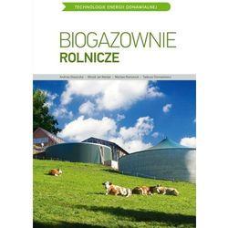 Biogazownie rolnicze (opr. twarda)