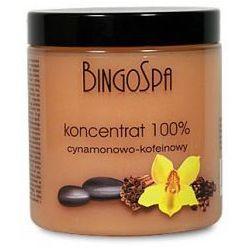 BingoSpa Koncentrat cynamonowo- kofeinowy 100% 250ml