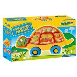 Wader Friends on The Move - Żółwik Edukacyjny