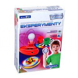 Clementoni, zabawka naukowa Eksperymenty
