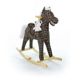 Milly Mally, Mustang, konik na biegunach, brązowy Darmowa dostawa do sklepów SMYK