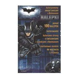 Autoryzowany zeszyt ćwiczeń z Batmanem