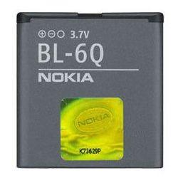 Oryginalna bateria BL-6Q - 970 mAh - Nokia 6700 classic / Nokia 6700 classic Illuvial Opakowanie Bulk 2015r