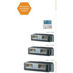 Klimatyzator kanałowy wysokiego sprężu LG UM36