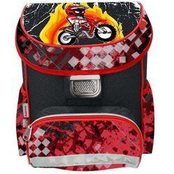 365cd5f6b6cec Hama tornister   plecak szkolny dla dzieci   Motorbike - Motorbike