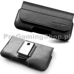 Kabura Safir Sony Xperia Go-ST27 Czarny