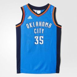 Komplet koszykarski adidas Oklahoma City Thunder Kevin Durant Junior AC0550