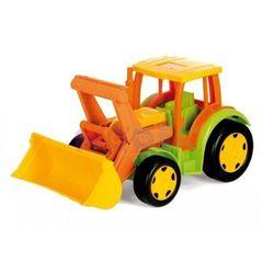 Gigant traktor/spychacz 60cm Wader