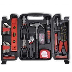 88 cześciowy zestaw narzędzi w czarnej walizce Zapisz się do naszego Newslettera i odbierz voucher 20 PLN na zakupy w VidaXL!