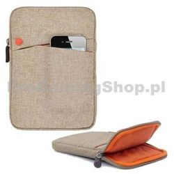 Przypadek 4-OK Nara tablet HP Pro 610 G1, jasnobrązowy