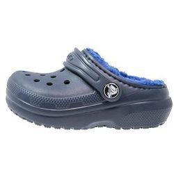 Crocs CLASSIC Klapki navy/cerulean blue
