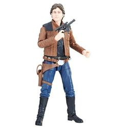 Hasbro Star Wars Black Series Action Figures E1200 Han Solo 15 cm