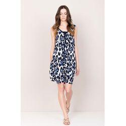 Sukienka w kształcie litery A 02785-00