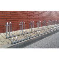 Stojak na rowery ELKA - 12 miejsc rowerowych