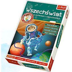 Gra TREFL 01341 Mały Odkrywca idzie do szkoły - Wszechświat